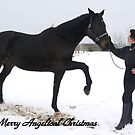A Girls Best Friend... Xmas snow series 1 by AngelicaL