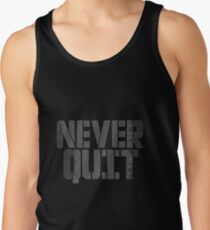 Never Quit Men's Tank Top