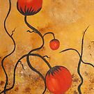 Balloon Blooms by Ruth Palmer