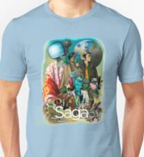 Saga comic Characters geek Unisex T-Shirt