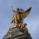 Victoria Memorial by babibell