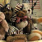 Teddy Bears by DottieDees