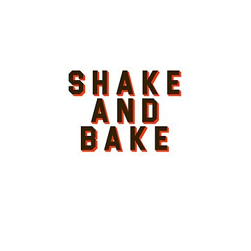 SHAKE AND BAKE - baker  by MelanixStyles