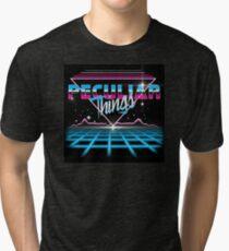 Peculiar Things 80s Tri-blend T-Shirt