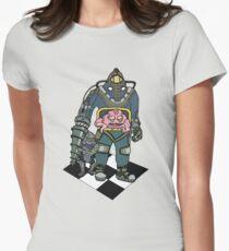 Big Daddy Krang Women's Fitted T-Shirt