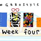GBBO Style: Week Four by lauriepink