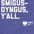 Smigus-Dyngus, Y'All. by niemozliwe