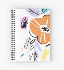 house of flowers Cuaderno de espiral