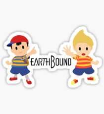 Earthbound - Ness and Lucas Sticker