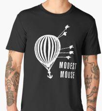 Modest Mouse Good News Before the Ship Sank Combined Album Covers (Dark) Men's Premium T-Shirt