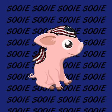 Woo Pig Sooie by ThreadsNouveau