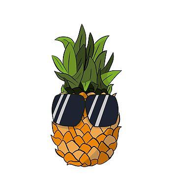 Cool pineapple by Melcu