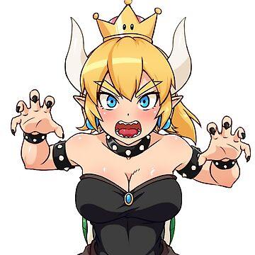 Mario Bowsette by sadboiz95
