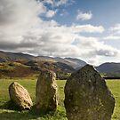 Castlerigg Stone Circle by Jon Tait