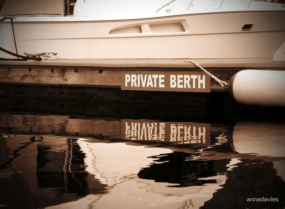 Private Berth by annadavies