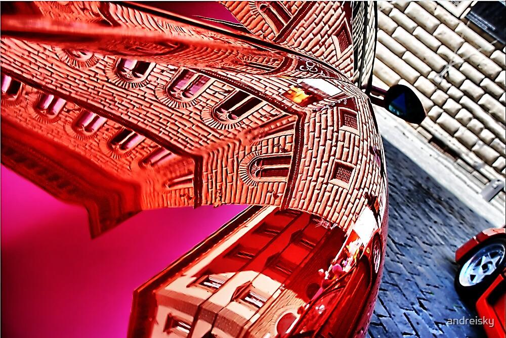 Ferrari in Florence by andreisky
