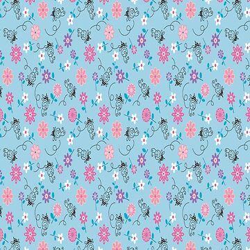 Color Texture Pattern by iwaygifts