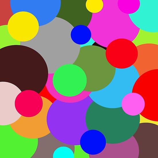 Farbenfroh von Tomekk80
