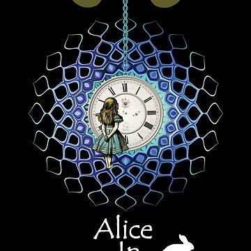 Alice In Wonderland by maryedenoa