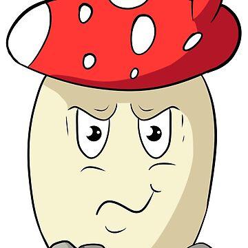 Mushroom by Melcu