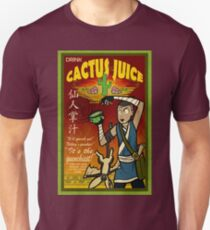 Kaktus-Saft Unisex T-Shirt