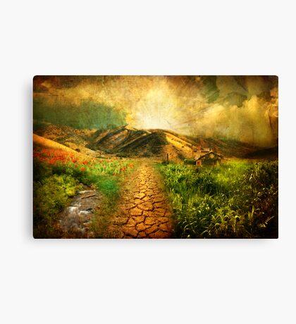 Journey Canvas Print