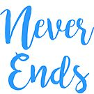 Love Never Ends by hcohen2000