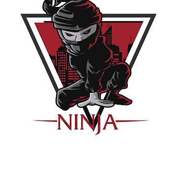 Black Ninja by LeNew