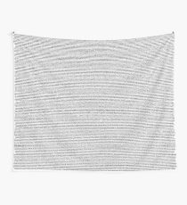 Kid Gorgeous Transcript Wall Tapestry