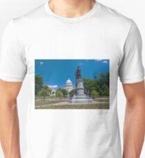 James A. Garfield Monument Unisex T-Shirt