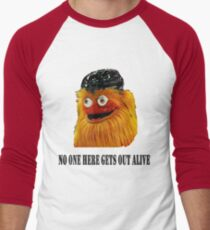 Philadelphia Gritty Mascot Shirt Men's Baseball ¾ T-Shirt