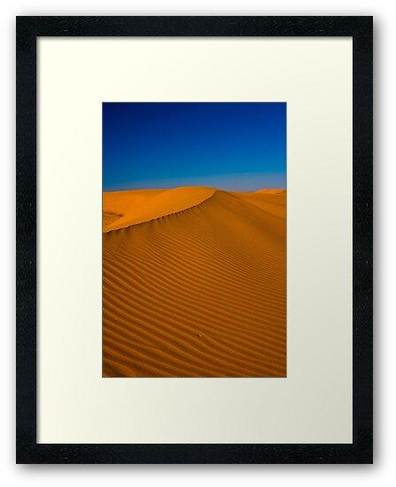 Glamis Dunes by photosbyflood