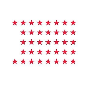 Special Edition, 37-Star, Nebraska, Evry Heart Beats True by EvryHeart
