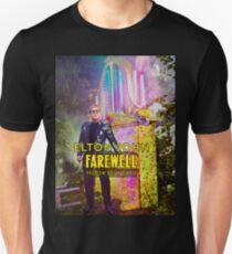 Elton Tempes John Farewell Yellow Brick Road Final Tour 2018 Unisex T-Shirt