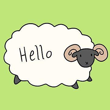 Hello Ram by SaradaBoru