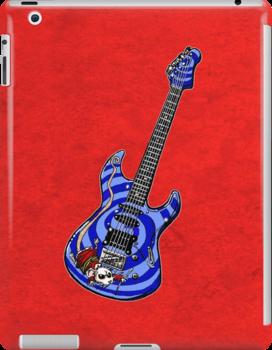 Dormouse Guitar by Mary Caldera