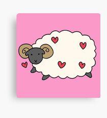 Love Ram Canvas Print