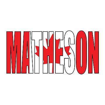Matheson by Obercostyle