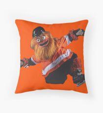 Gritty Philadelphia Flyers Maskottchen Dekokissen