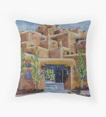 Loretto Inn & Spa - Santa Fe, NM Throw Pillow
