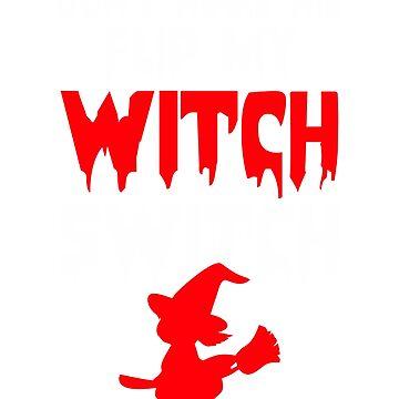 Witcher Halloween tshirt by cecatto