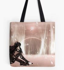 Shadow of a dying world Tote Bag