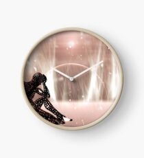 Shadow of a dying world Clock