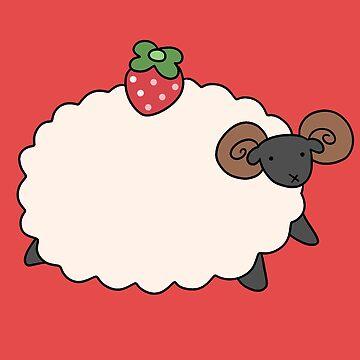 Strawberry Ram by SaradaBoru