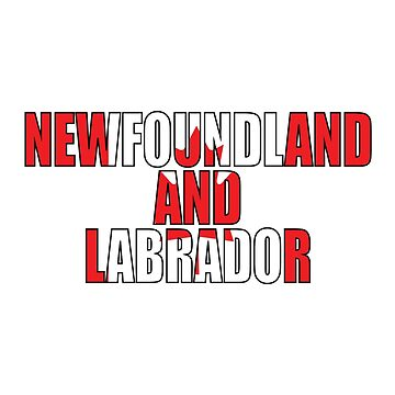 Newfoundland and Labrador by Obercostyle