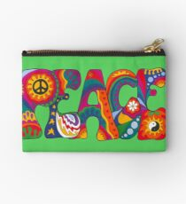 Psychedelic Peace Studio Pouch