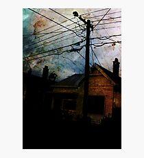 Home Invasion Photographic Print