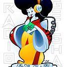 Radio Geisha by Wardell Brown
