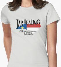 Tar Healing Women's Fitted T-Shirt