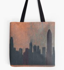 funky town Tote Bag
